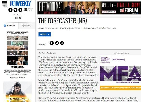 Forecaster-LA-Weekly