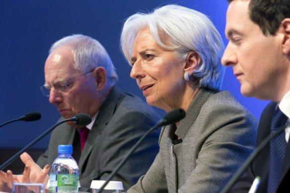 IMF Debt