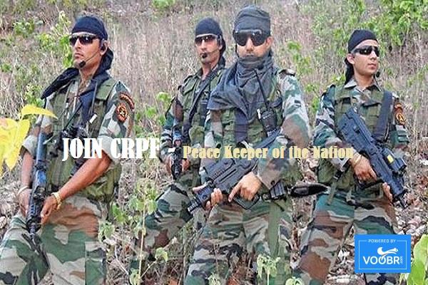 CRPF Men
