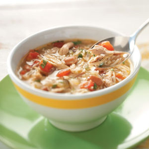cajun chicken soup