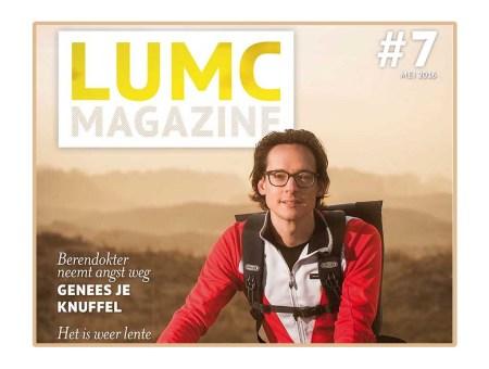 LUMC magazine mei 2016