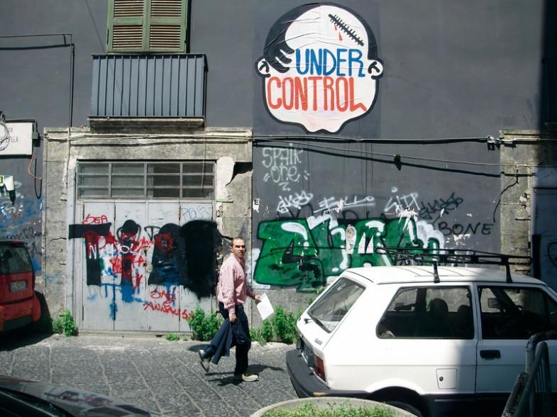Cyop & Kaf, Неаполь