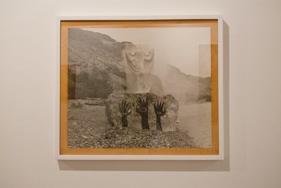 Михаил Гробман « 4 выставки», раздел «Левиафан», ММСИ, Москва, 2013 // Фото: Ольга Данилкина