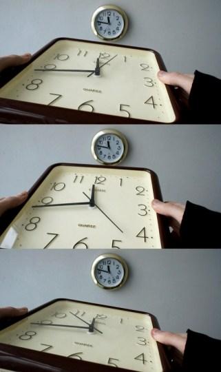 Фрагмент видео 61 секунда, 2012 // Фото предоставлено Евгением Гранильщиковым