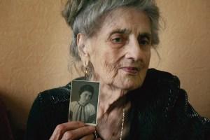 Елена Чернышева / Анна Васильевна Бигус - бывшая узница ГУЛАГ; Норильск