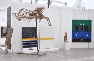 Преодоление пространства, 2012, Дом художника на Кузнецком мосту, Москва