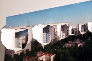 Мария Сакирко, Мой пейзаж, 2013 (фрагмент) // Выставка «Вместо глаз – увеличительные стекла», 21 декабря 2013