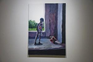 """Лета Добровольская, из серии """"Маленький человек"""", 2014"""