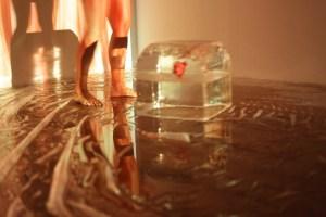 """Марина Юминова, Ab Ovo Usque Ad Mala (От начала до конца), 2013 // Perfofmance Art Studio // Фестиваль """"Игра в классики"""""""