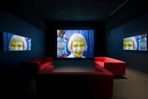 Райан Трекартин в Hammer Museum, Лос-Анджелес, 2008