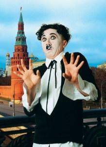 «Чарли Чаплин» из серии «Starz», 2005 // Фото: галерея XL