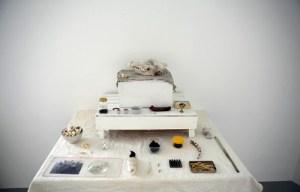 Фрагмент проекта «Сияние», Gallery White, 2010