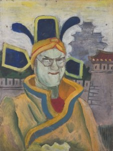 Константин Звездочетов. Портрет Владимира Мироненко, 1979. Из собрания Музея МАНИ
