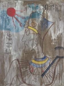 Константин Звездочетов. Портрет Алексея Каменского, 1979. Из собрания Музея МАНИ