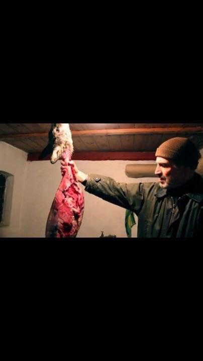 Кристин Сков Хансен (Копенгаген), Manhunt, кадр из видео, 2015