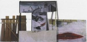 """Константин Звездочётов. Из серии """"Пердо"""". 1988 // Государственная Третьяковская галерея"""