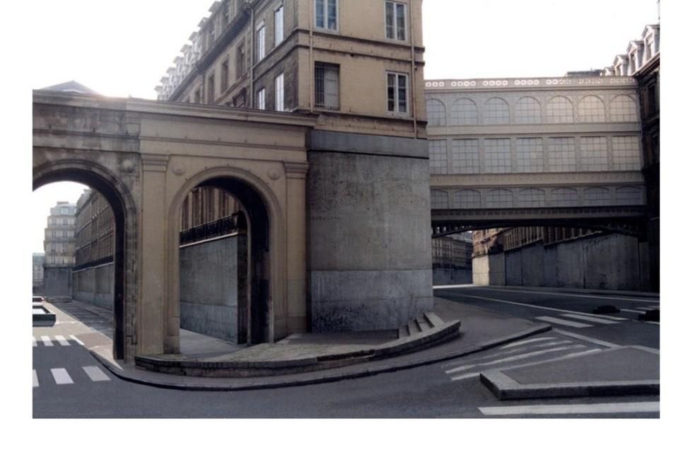 Никола Мулен. Vider Paris. 1998–2011