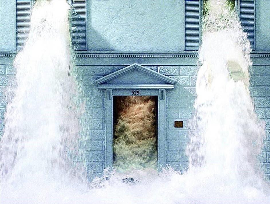 Билл Виола. The Deluge. 2002