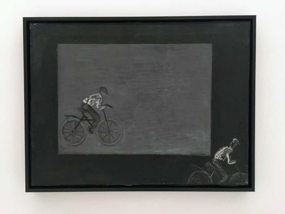 Erna Rosenstein. Cyclists, 1951