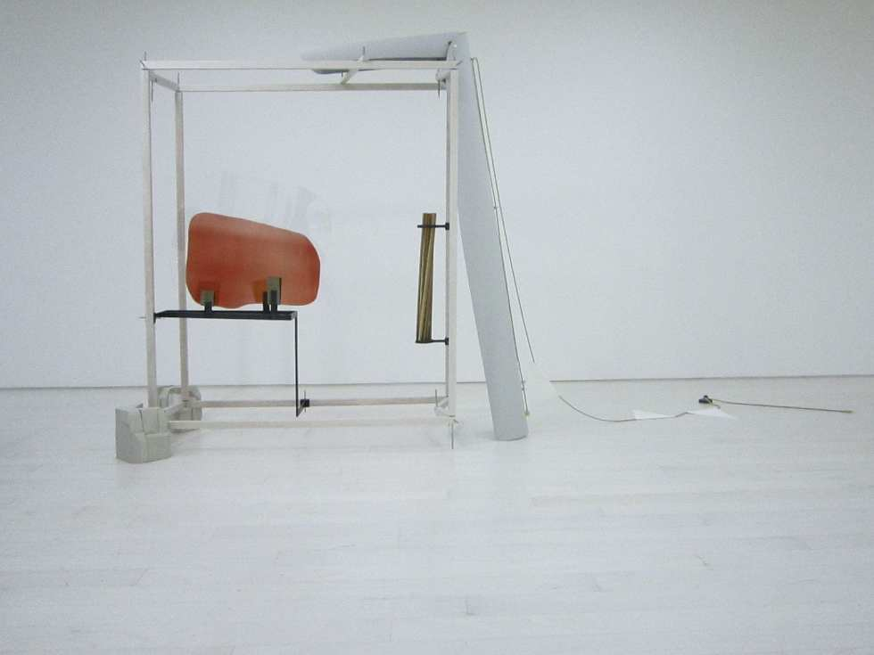 Nairy Baghramian. Drawing Table (Homage to Jane Bowles), 2017