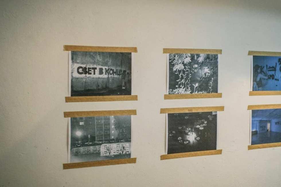 Фрагмент выставки «ПЭ ЭМ ЖЭ» арт-круппы КИРКА в Отделе современного искусства ТХМ. Фото Антона Акимова