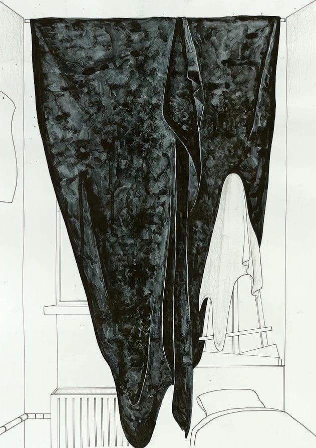 "Кейто Ямагучи. Из серии ""Анимизм"". 2016"