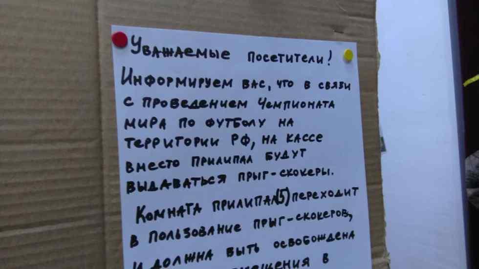 Работа Василины Кошалиной