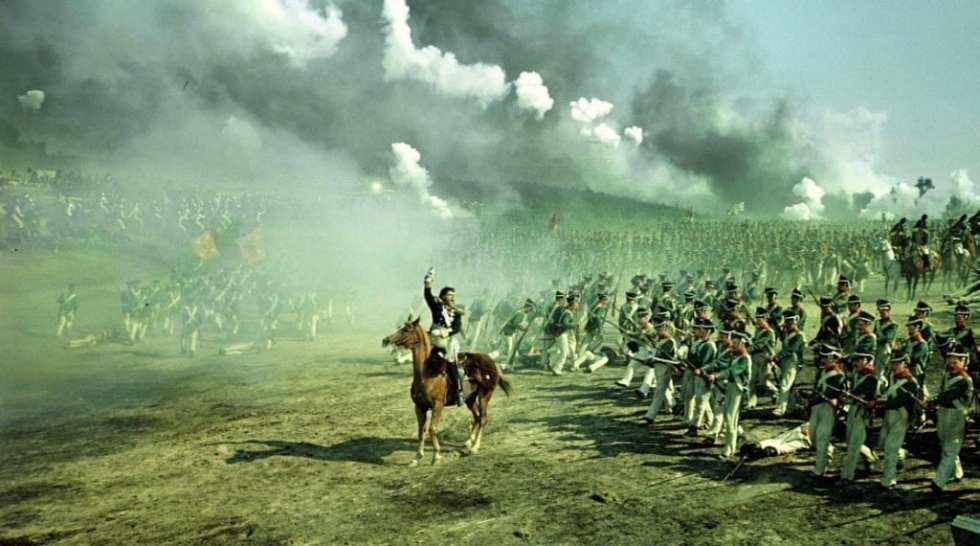 Кадр из фильма «Война и мир», реж. Сергей Бондарчук. СССР, 1967 г.