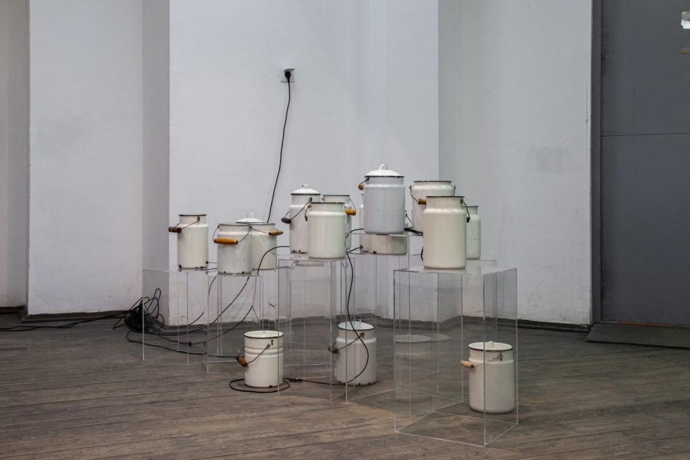 Шамиль Шааев. Послевоенный Псков. Саунд-инсталляция. 2020