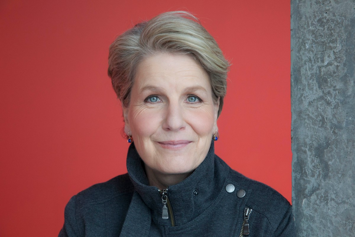 The Last Word: Sandi Toksvig