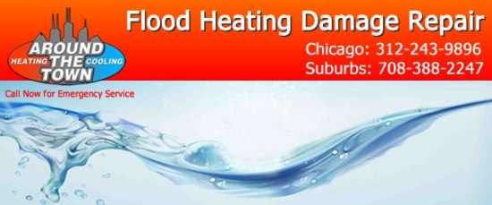 water damage Chicago