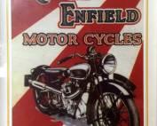 Royal Enfield Bullet Custom Enfield