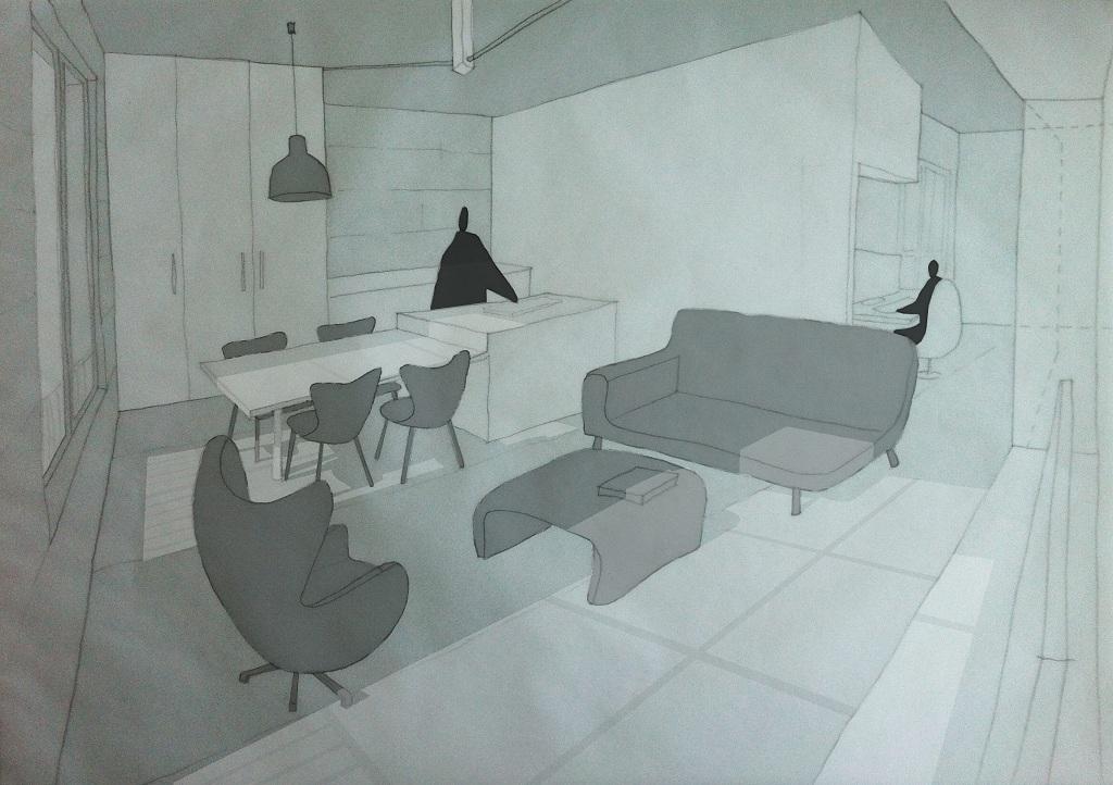 Acondicionamiento para remodelaci n de piso en vigo - Estudios de arquitectura vigo ...