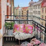 accessori di recupero sul balcone per renderlo shabby - Arredamento ...