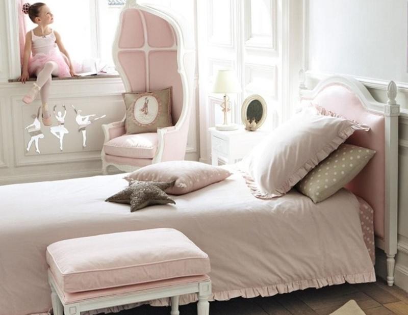 Camerette romantiche per bambine: idee facili da imitare