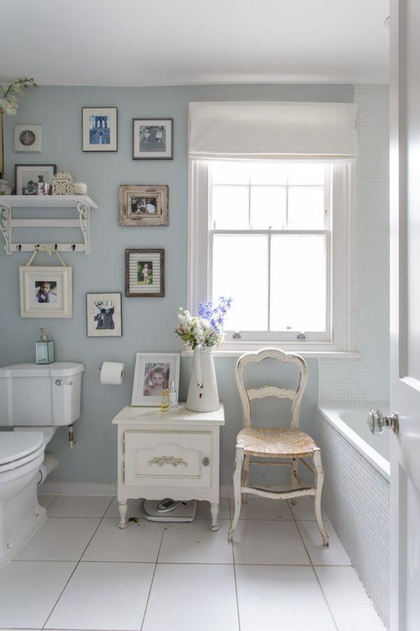 Come arredare una casa in stile shabby 10 cose che non devono mancare foto - Bagno rilassante ...
