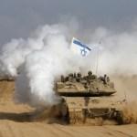 les chards israéliens quittent la bande de gaza