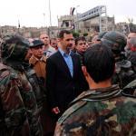 assad - syrie