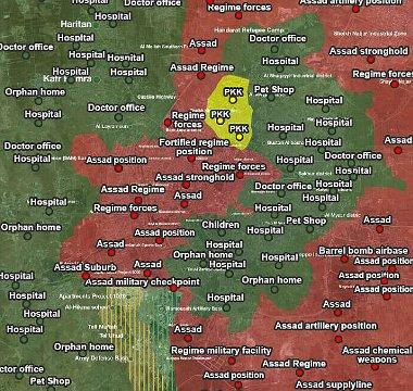 alep map
