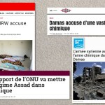 syrie - presse
