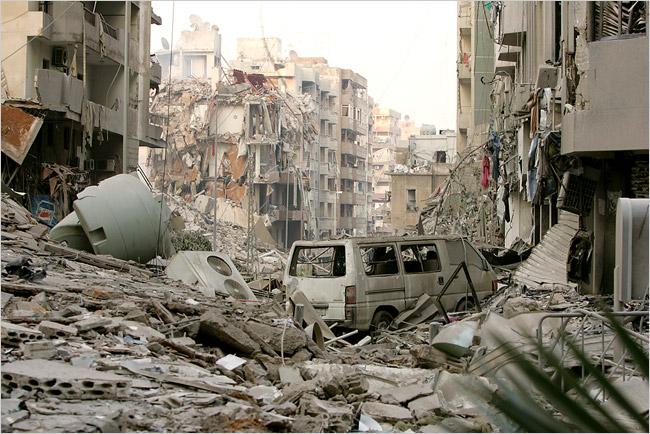 liban dahiyeh_july2006