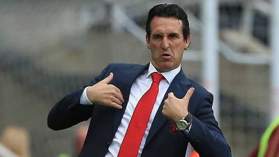 Who exactly is Unai Emery?