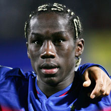 Auxerre's Sagna would love to join Arsenal