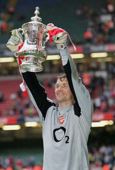 Jens Lehmann: Goalkeeper of the Decade