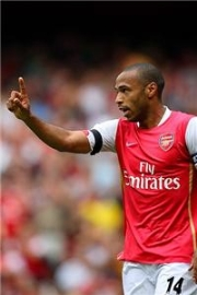 Thierry Henry: Forward of the Decade