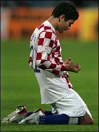 Eduardo da Silva is a virtual unknown to football supporters outside Croatia