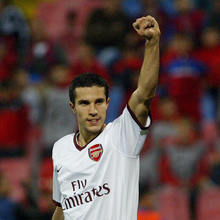 Van Persie proved to be the match-winner again