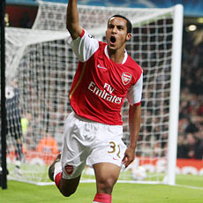 Walcott will always draw comparisons to Henry