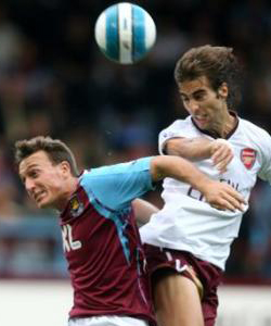 Flamini is a good chance to return against Blackburn