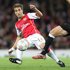 Flamini's improvement this season has been phenomenal